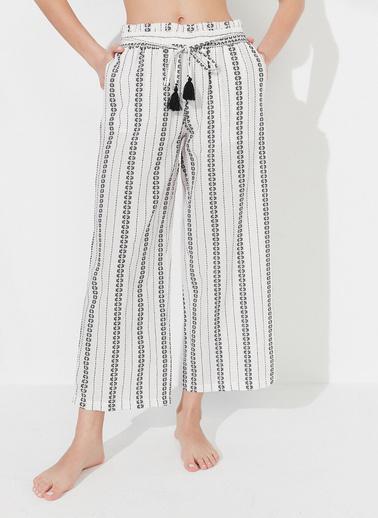 Penti Pijama altı Beyaz